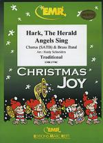 Hark, The Herald Angels Sing (Chorus SATB) Sheet Music