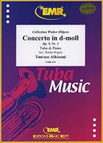 Concerto in d-moll Op. 9, No. 2 Sheet Music