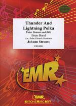 Thunder And Lightning Polka Sheet Music