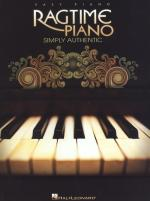 Easy Piano Ragtime Piano Sheet Music