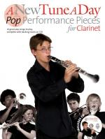 A New Tune A Day: Pop Performance Pieces - Clarinet Sheet Music