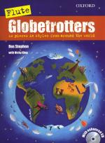 Ros Stephen/Nicky King: Flute Globetrotters Sheet Music