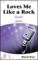 Loves Me Like A Rock Sheet Music