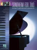 Piano Duet Play-Along Volume 32: Sondheim For Two Sheet Music