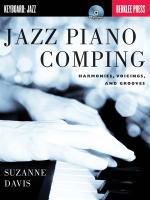 Suzanne Davis: Jazz Piano Comping - Harmonies, Voicings And Grooves (Berklee Guide) Sheet Music