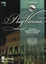 Play Vienna! - Clarinet Sheet Music