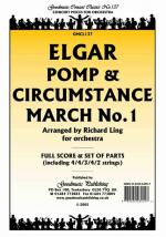 Pomp And Circumstance March No.1 - Score/Parts Sheet Music