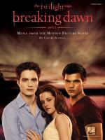 Twilight - Breaking Dawn Part 1 (Piano Solo) Sheet Music