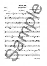 G.F. Handel: Samson (Viola Part) Sheet Music