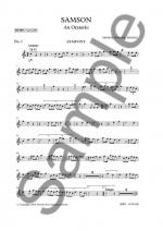 G.F. Handel: Samson (Horn Parts) Sheet Music