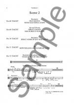G.F. Handel: Samson (Trombone Parts) Sheet Music