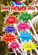 Musikverlag Geiger Party Power Hits Vol.19 Sheet Music