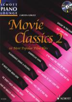 Schott Piano Movie Classics 2 Sheet Music