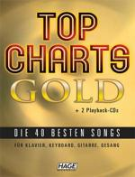Hage Musikverlag Top Charts Gold Sheet Music