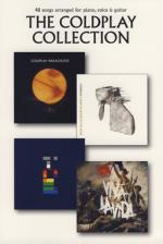 Wise Publications The Coldplay Collection Sheet Music