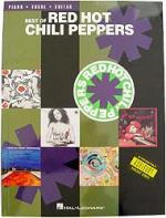 Hal Leonard Red Hot Chili Peppers Best Pvg Sheet Music