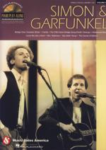 Hal Leonard Simon & Garfunkel Play Along Sheet Music