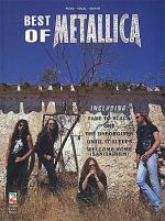 Hal Leonard Metallica Best Of Pvg Sheet Music