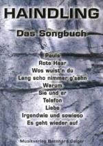 Musikverlag Geiger Haindling Das Songbuch Sheet Music