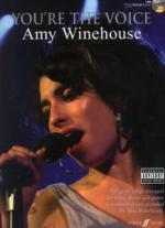 Faber Music You're The Voice Amy Winehouse Sheet Music