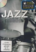 Wise Publications Play Along Drums Jazz Sheet Music