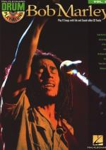 Hal Leonard Drum Play Along Bob Marley Sheet Music