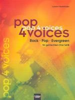 Helbling Verlag Pop 4 Voices Sheet Music