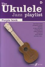 Faber Music Ukulele Jazz Playlist Purple Sheet Music