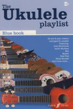 Faber Music The Ukulele Playlist Blue Sheet Music