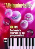 Hildner Musikverlag Der Alleinunterhalter Sheet Music