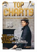 Hage Musikverlag Top Charts 55 Sheet Music