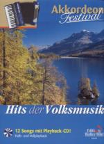 Edition Walter Wild Akkordeon Festival Volksmusik Sheet Music