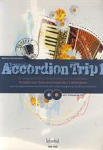 Holzschuh Verlag Accordion Trip 1 Sheet Music