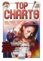 Hage Musikverlag Top Charts 57 Sheet Music