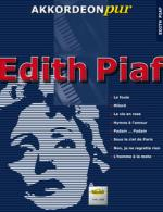 Holzschuh Verlag Akkordeon Pur Edith Piaf Sheet Music