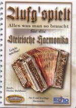 Echo Musikverlag Aufg'spielt Florian Michlbauer Sheet Music