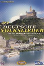 Echo Musikverlag 30 Deutsche Volklieder Sheet Music