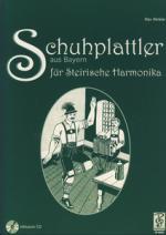 Preissler Schuhplattler Bayern Steirisch Sheet Music