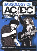 Amsco Publications Bassology Of Ac/dc Sheet Music