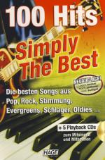 Hage Musikverlag Simply T. Best 100 Hits 5 Cd's Sheet Music