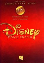 Hal Leonard Disney Fakebook 3rd Edition Sheet Music
