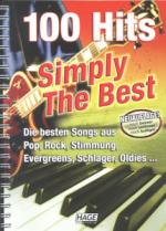 Hage Musikverlag Simply The Best 100 Hits Neu Sheet Music