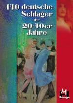 Hildner Musikverlag 140 Deutsche Schlager 20-40er Sheet Music