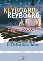 Hage Musikverlag Keyboard Keyboard Christmas Sheet Music