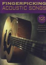 Hal Leonard Fingerpicking Acoustic Songs Sheet Music