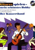 Schott Gitarre Hobby Der Konzertband Sheet Music