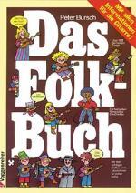 Voggenreiter P.bursch Das Folkbuch Sheet Music