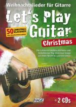 Hage Musikverlag Let`s Play Guitar Christmas Sheet Music