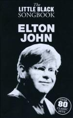 Wise Publications Little Black Book Elton John Sheet Music