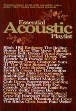 Faber Music Essential Acoustic Playlist Sheet Music